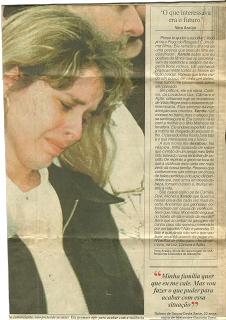 1998 Daiana Zarur - Enterro Xande