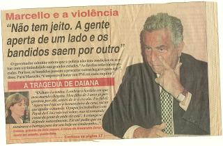 Violência no RJ 1998 - Daiana Zarur